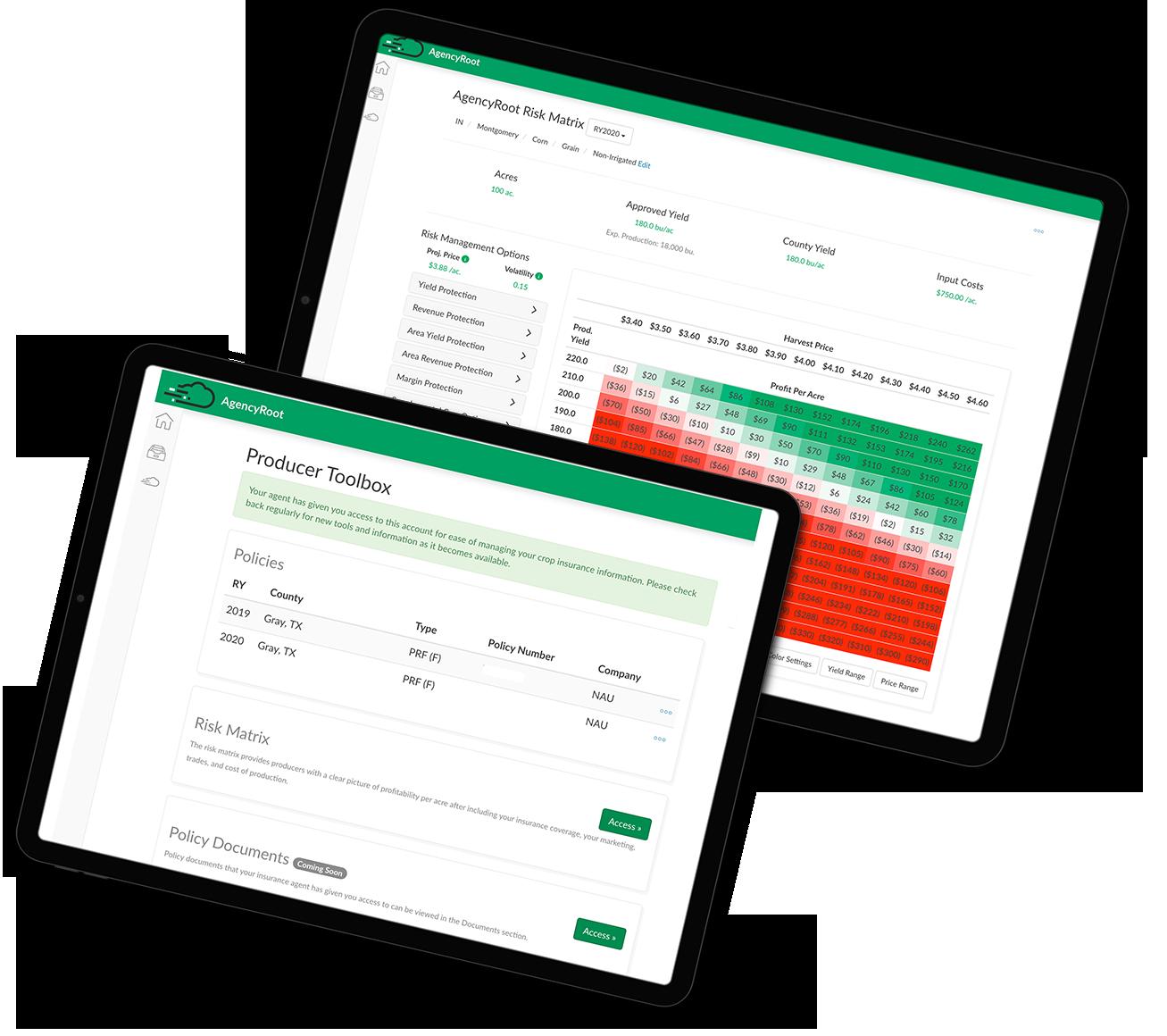 Agency Root | Crop Insurance Made Easy | Fowler Agency, LLC