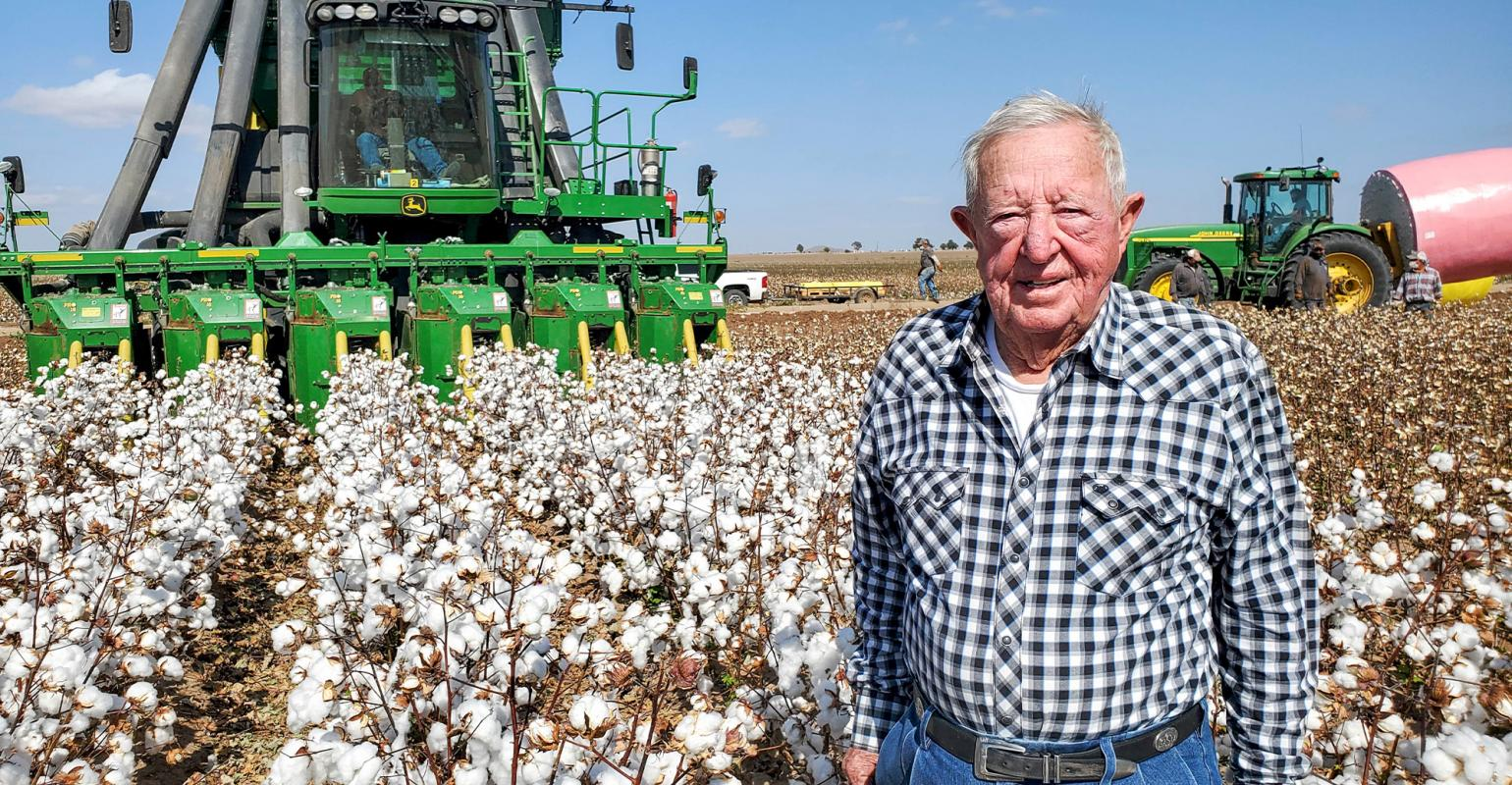 Robbins named 2021 High Cotton winner for the Southwest
